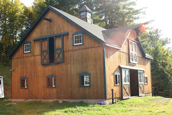 Avon Ct Custom Barns The Post And Beam Construction Specialists