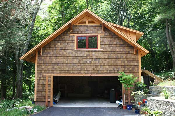 4 Car Garage House